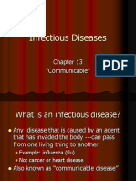 infectious diseases - packet 8