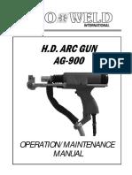 AG-900 GUN
