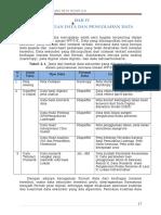 04. Bab IV Pengumpulan Dan Pengolahan Data