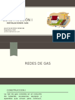 Construccion 17. Redes de Gas