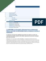 Centro de Prensa Ops ERC