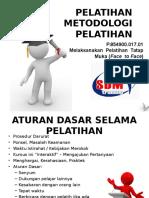 Membawakan Pelatihan Tatap Muka-SKKNI indo.ppt