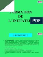 Programme Initiateur ISTC 2007