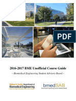 2016-17 bmedsab unofficial course guide