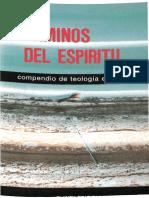 Caminos del Espiritu. Compendio de teologia espiritual. Ruiz Salvador, Federico