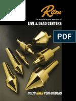 RITEN-Dead Centers Catalog