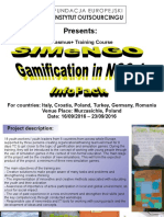 SIMeNGO infopack