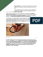 Legal de Paoses en Esutanacia