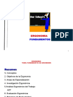Fundamentos Ergonomicos Ppt