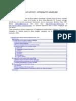 French - La Peine de Mort en Droit Musulman Et Arabe 2006