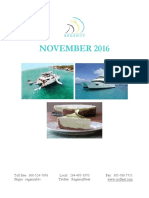 Boat Show Spec Book 2016