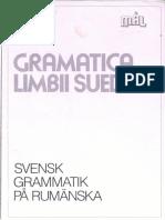Ake Viberg-Gramatica Limbii Suedeze-Mal (1991)