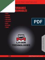 Mate Laser Catalog