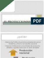 El Proteccionismo