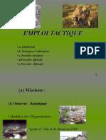 002 Emploi Tactique