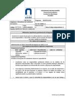 Syllabus Desarrollo de Empresas de Salud IV Codigo 30573040