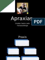 APRAXIA 3ºFONO