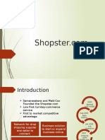 Shopsoter ppt