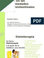 Dieta en Las Enfermedades Gastrointestinales