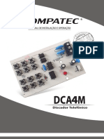 Discadora Compatec Manual Dca4mf