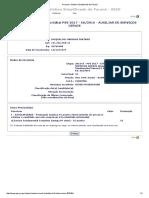 Processo Seletivo Simplificado Do Paraná