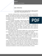 A Unidade Do Homem e as Diferenças Entre Os Homens - Carlos Rodrigues Brandão e Alfredo Bosi