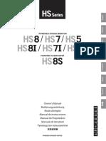 HS Series - OM