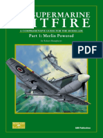 SAM Modellers Datafile 03 - The Supermarine Spitfire Part 1 Merlin Powered