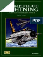 SAM Modellers Datafile 07 - The English Electric Lightning