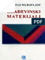 Mihailo Muravljov Građevinski Materijali