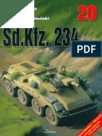Kagero Photosniper 20 Sd.kfz. 234