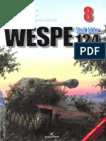 Kagero Photosniper 08 Sd.kfz. 124 Wespe