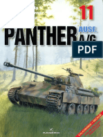 Kagero PhotoSniper 11 - Panther Ausf.a-g