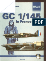 Mushroom Model Magazine Special - Blue Series 7102 - GC1-145 in France 1940