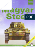 Mushrom Green Series 4101 Magyar Steel