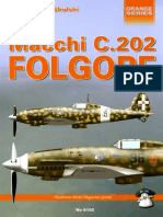 Mushroom Model Magazine Special - Orange Series 8102 Macchi C 202