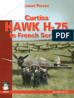 Curtiss HAWK H-75 in French Service_Mushroom Red Series 5112