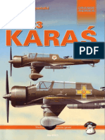 Mushroom Model Magazine Special - Orange Series 8101 - PZL 23 Karas