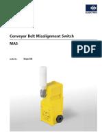 Kiepe Misalignment Switch MAS