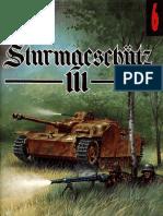 Wydawnictwo Militaria 006 Sturmgeschutz III