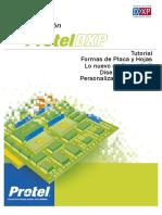 Tutorial Ayuda Protel DXP Castellano