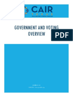 Government and Voter Guide