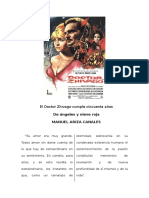 Doctor Zhivago 50 Aniversario