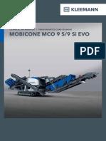 Datasheet Kleemann Mco9s EVO En