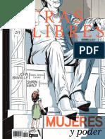 Mujeres y poder | Índice Letras Libres No. 215