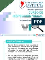 Modulo I Inspeccion Visual