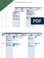 Schedule Sept 2016