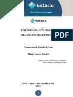 Fichamento Pmo e Gestão de Programas e Portfólio