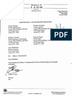 Domachowski Notice of Claim