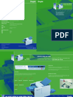 Brochure FOLDER DF915